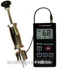 KLORTNER牌KT-R撞錘式木材水分儀/水分測定儀/水分測量儀/含水率測濕(試)儀 KLORTNER牌KT-R