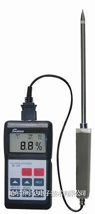 手持油類水分測量儀 廢油水分檢測儀 【SANKU】SK-100型