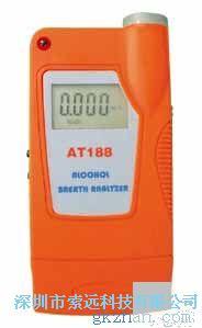 AT188 便携式酒精检测仪