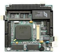 嵌入式486级PC/104工业主板