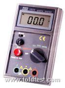 TES-1605数字接地电阻计(台) TES-1605数字接地电阻计(台)