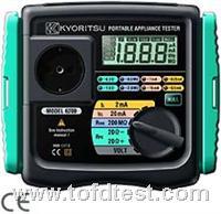 日本共立低压电器综合测试仪6200  日本共立低压电器综合测试仪6200