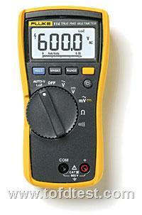 Fluke 114 电气测量万用表 Fluke 114 电气测量万用表
