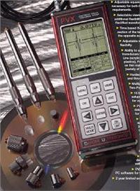 PVX高精度超小型A/B波形显示壁厚腐蚀检测仪 PVX