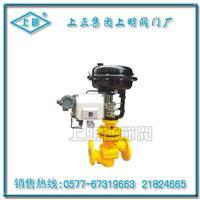 氣動薄膜單座調節閥  GDJS-408