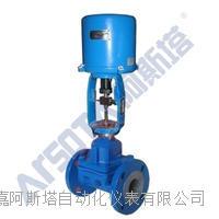 化工厂专用电动耐腐蚀调节阀