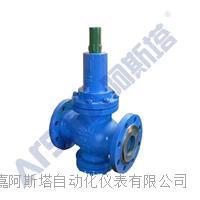 氣體專用直接作用式波紋管減壓閥 T44H/Y型
