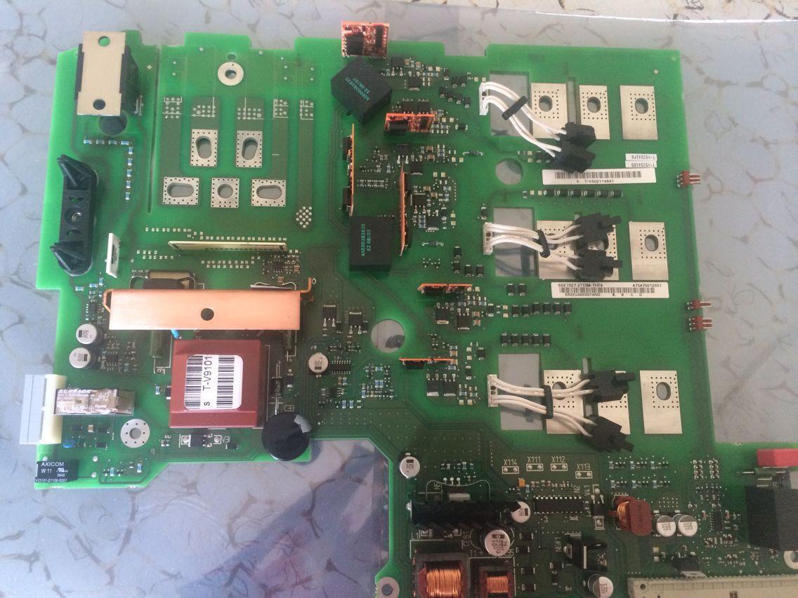 襄阳西门子变频器6SE70CPU板型号现货供应