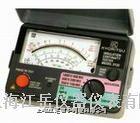 日本共立 指針式絕緣/導通測試儀(兆歐表)  3132