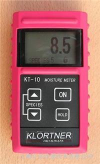 意大利KT-10单板木材水分仪|单板水分测定仪表|KT-10便携式木材测水仪表 KT-10