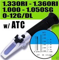 供应医用折射仪,生理液比重计,生理液浓度计,生理液比重仪 HB-312ATC/HB-311ATC