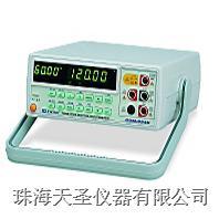 双显示桌上型数位电表 GDM-8245