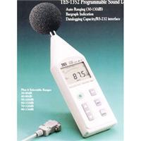 可程式噪音計 TES-1352H