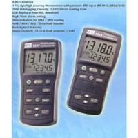 白金電阻溫度表 TES-1318
