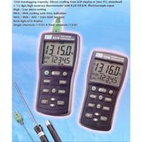 K.J.E.T.R.S.N.溫度記錄表 TES-1315