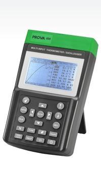 可携式无纸记录器 PROVA 800A