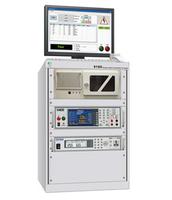 电气安规及运转特性自动测试系统