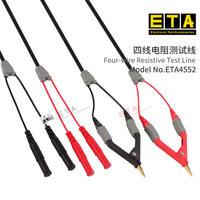 蘇州4線電阻測量線ETA4552 ETA4552