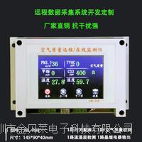 PM2.5空气质量检测系统开发