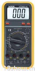數字萬用表 VC9805A+/9808A+