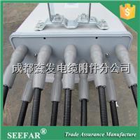 4G網絡電信基站硅橡膠用冷縮管