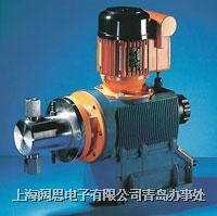 柱塞式計量泵 Sigma/1、Sigma/2和Sigma/3系列計量泵