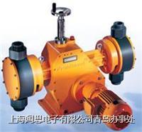 機械隔膜計量泵 Makro/5型電機驅動精密計量泵