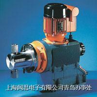 隔膜計量泵 Sigma系列計量泵