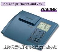 實驗室電導率儀 臺式電導儀,臺式EC inoLab pH/ION/Cond 750