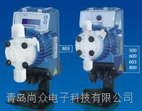 自動加藥隔膜計量泵 APG800