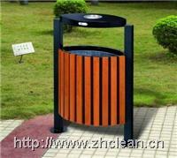 户外木质垃圾桶 GPX-56B
