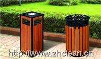 户外垃圾桶(山樟木) GPX-94和GPX-60