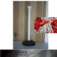 纯白色塑料灌水围栏 LG-SL