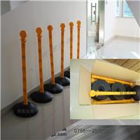 黄色塑料安全隔离围栏 LG-SL