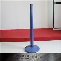 蓝色柱伸缩带安全隔离围栏 LG-H