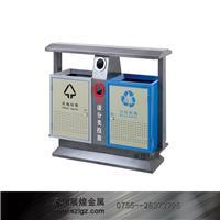 两分类烤漆环保桶 GPX-226