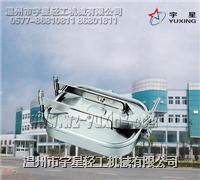不鏽鋼方型人孔YAE型L-衛生級 YX-YAEL