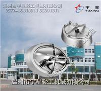不鏽鋼橢圓人孔蓋YAC型J-衛生級 YX-YACJ