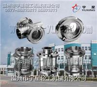 不鏽鋼視境,衛生級視鏡,視盅,活接視鏡,管道視鏡 YX-SJ