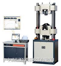 WEW-600B微机屏显试验机 60吨电脑控制液压材料试验机 WEW-600B