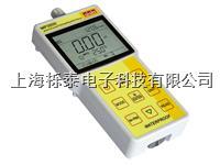便攜式pH/電導率/溶解氧儀 MP3500型