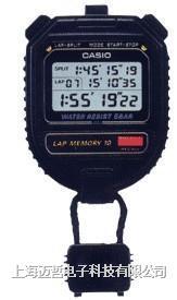 HS-30W(10組記憶)卡西歐防水秒表HS30W HS-30W/HS30W