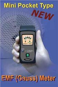 口袋型高斯表(低頻電磁波)臺灣泰瑪斯TM760 TM-760