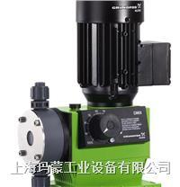 安度實機械隔膜計量泵 DMX
