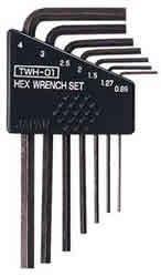 TWH-01六角扳手 日本工程师(ENGINEER)六角扳手组合 TWH01