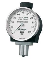 C1L型橡胶硬度计 C1L型硬度计  |日本ASKER奥斯卡橡胶硬度计 C1L型硬度计