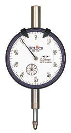 TM-5106百分表|日本得乐TECLOCK表盘式百分表TM5106  TM-5106