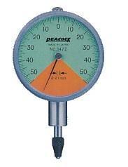 日本孔雀PEACOCK 指针式比测型量表 147Z   147Z