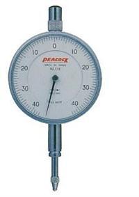 日本孔雀PEACOCK 指针式比测型量表 17B  17B