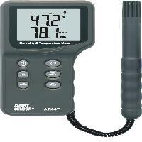AR847温湿度计